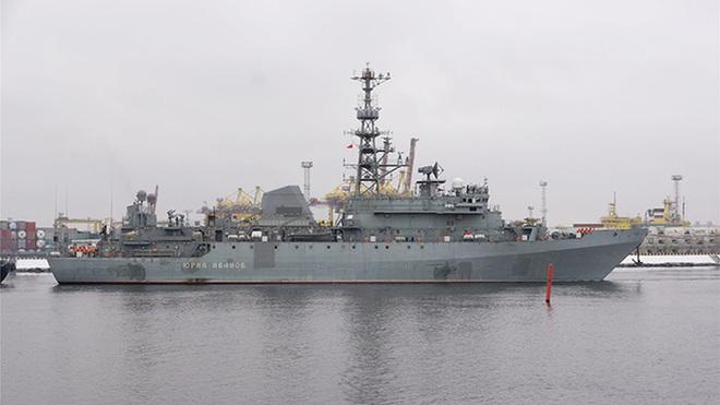 [ẢNH] Tàu trinh sát điện tử Nga giúp Iran chặn đứng cuộc tấn công trả đũa của Mỹ? - Ảnh 12.