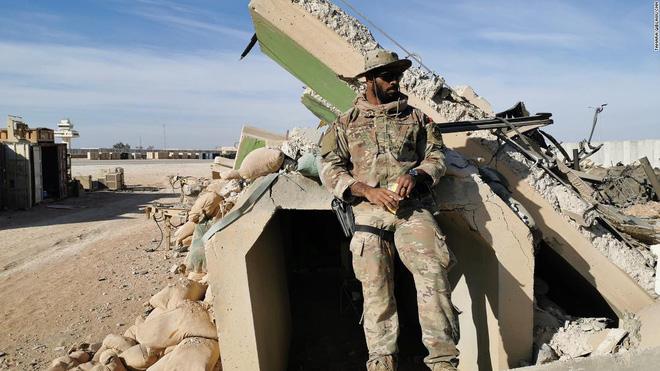 Bên trong các boongke được xây từ thời Saddam Hussein: Lính Mỹ thấy sợ hãi, bất lực khi bị Iran không kích - Ảnh 1.