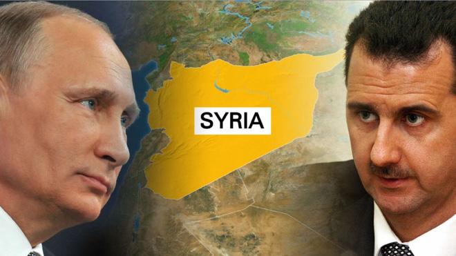Cục diện Syria xoay chuyển bất ngờ: Iran suy yếu vì mất tướng tài, Nga thong dong một mình về đích? - Ảnh 2.