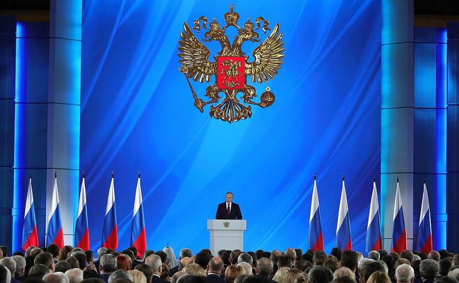 TT Putin đề xuất điều chỉnh quyền lực của Quốc hội, ưu tiên hiến pháp Nga hơn luật pháp quốc tế - Ảnh 4.