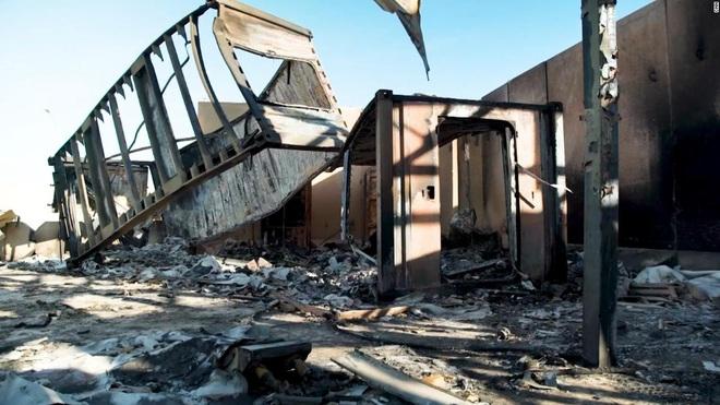 Bên trong các boongke được xây từ thời Saddam Hussein: Lính Mỹ thấy sợ hãi, bất lực khi bị Iran không kích - Ảnh 2.