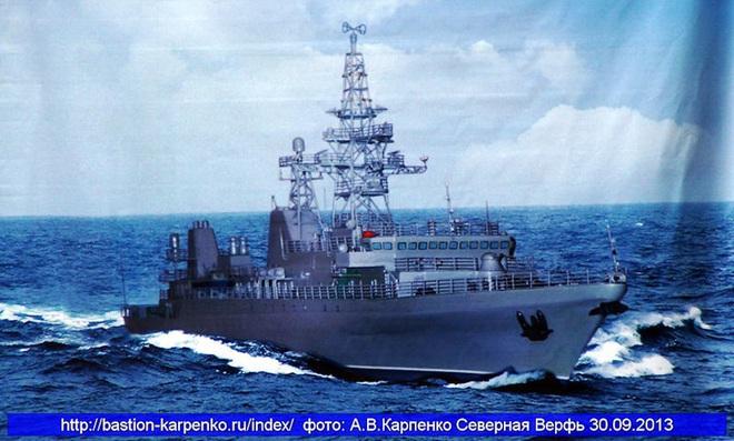 [ẢNH] Tàu trinh sát điện tử Nga giúp Iran chặn đứng cuộc tấn công trả đũa của Mỹ? - Ảnh 4.