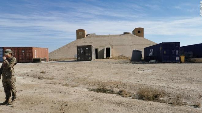 Bên trong các boongke được xây từ thời Saddam Hussein: Lính Mỹ thấy sợ hãi, bất lực khi bị Iran không kích - Ảnh 4.
