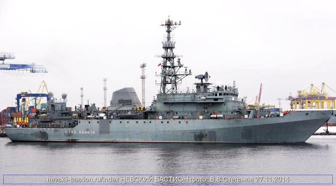 [ẢNH] Tàu trinh sát điện tử Nga giúp Iran chặn đứng cuộc tấn công trả đũa của Mỹ? - Ảnh 6.