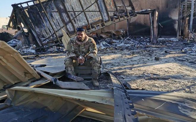 """Bên trong các boongke được xây từ thời Saddam Hussein: Lính Mỹ thấy """"sợ hãi, bất lực"""" khi bị Iran không kích"""