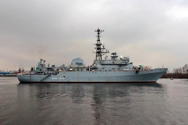 [ẢNH] Tàu trinh sát điện tử Nga giúp Iran chặn đứng cuộc tấn công trả đũa của Mỹ? - Ảnh 8.