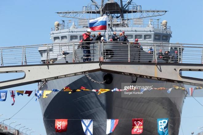 [ẢNH] Tàu trinh sát điện tử Nga giúp Iran chặn đứng cuộc tấn công trả đũa của Mỹ? - Ảnh 9.