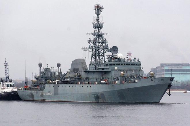 [ẢNH] Tàu trinh sát điện tử Nga giúp Iran chặn đứng cuộc tấn công trả đũa của Mỹ? - Ảnh 15.