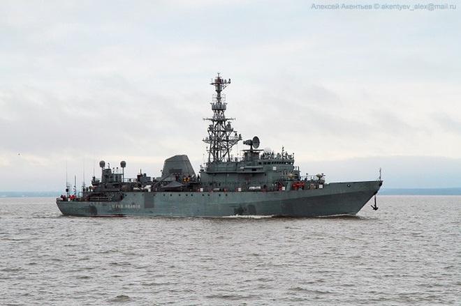 [ẢNH] Tàu trinh sát điện tử Nga giúp Iran chặn đứng cuộc tấn công trả đũa của Mỹ? - Ảnh 14.