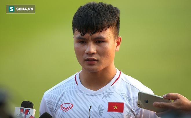 Trước ngày đấu Triều Tiên, Quang Hải gửi lời nhắn quan trọng đến hàng công U23 Việt Nam