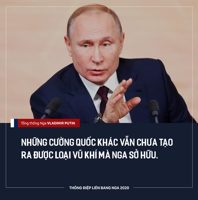 TT Putin đề xuất điều chỉnh quyền lực của Quốc hội, ưu tiên hiến pháp Nga hơn luật pháp quốc tế - Ảnh 3.