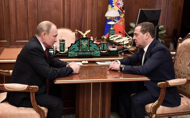 Các Bộ trưởng Nga không hề biết việc chính phủ từ chức: Mọi chuyện diễn ra theo đúng phong cách Putin