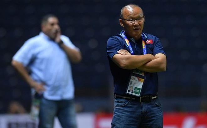U23 Việt Nam chỉ có 1 buổi tập để đấu Triều Tiên