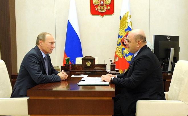 Tổng thống Putin đề cử người sẽ thay ông Medvedev đảm nhiệm chức vụ Thủ tướng Nga