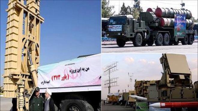 Tên lửa Bavar 373 Iran tiếp tục bất động khi bị tiêm kích Israel tấn công trực diện - Ảnh 1.