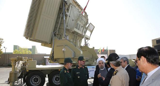 Tên lửa Bavar 373 Iran tiếp tục bất động khi bị tiêm kích Israel tấn công trực diện - Ảnh 9.