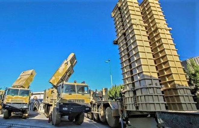 Tên lửa Bavar 373 Iran tiếp tục bất động khi bị tiêm kích Israel tấn công trực diện - Ảnh 10.