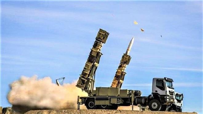 Tên lửa Bavar 373 Iran tiếp tục bất động khi bị tiêm kích Israel tấn công trực diện - Ảnh 6.