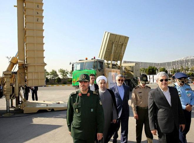 Tên lửa Bavar 373 Iran tiếp tục bất động khi bị tiêm kích Israel tấn công trực diện - Ảnh 7.