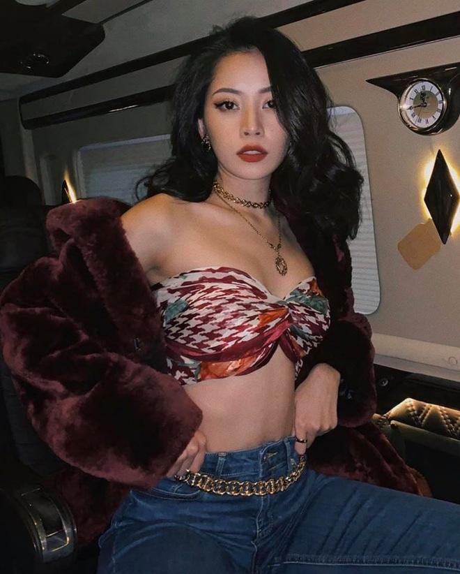 Hot girl Chi Pu ngày càng đốt mắt khán giả - Ảnh 7.