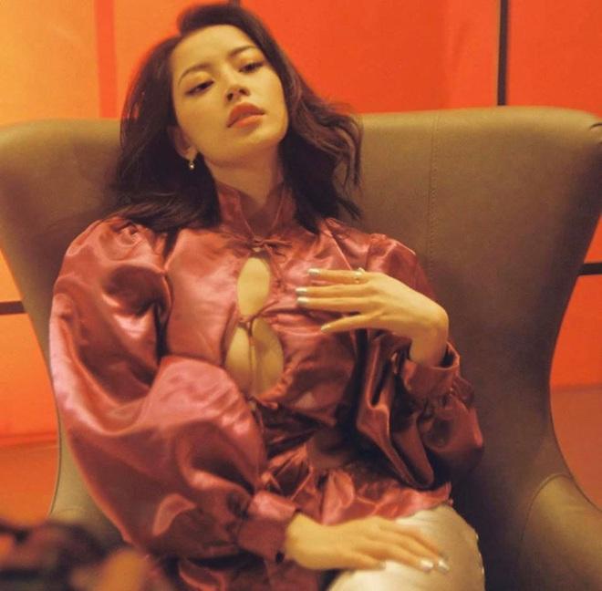 Hot girl Chi Pu ngày càng đốt mắt khán giả - Ảnh 5.