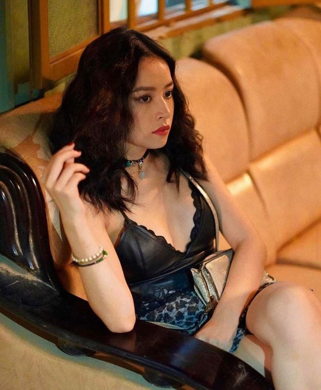 Hot girl Chi Pu ngày càng đốt mắt khán giả - Ảnh 4.