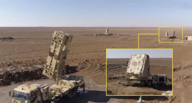 Tên lửa Bavar 373 Iran tiếp tục bất động khi bị tiêm kích Israel tấn công trực diện - Ảnh 14.