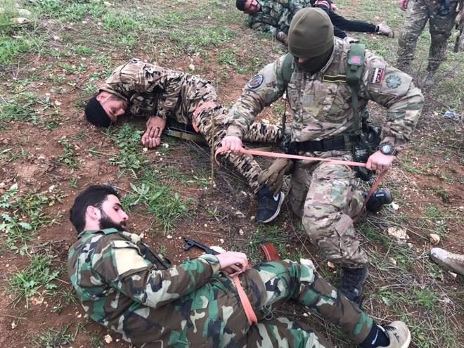 Điểm mặt các đơn vị sừng sỏ tại tây bắc Syria, tụ đòn sấm sét hủy diệt khủng bố? - Ảnh 8.