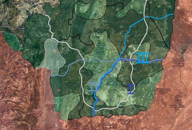 Điểm mặt các đơn vị sừng sỏ tại tây bắc Syria, tụ đòn sấm sét hủy diệt khủng bố? - Ảnh 12.