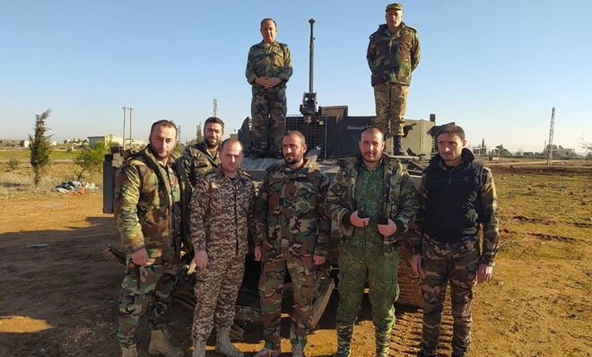 Điểm mặt các đơn vị sừng sỏ tại tây bắc Syria, tụ đòn sấm sét hủy diệt khủng bố? - Ảnh 4.
