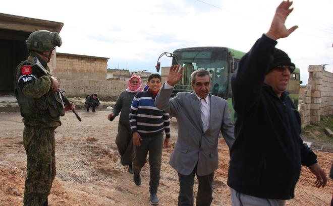Điểm mặt các đơn vị sừng sỏ tại tây bắc Syria, tụ đòn sấm sét hủy diệt khủng bố? - Ảnh 5.
