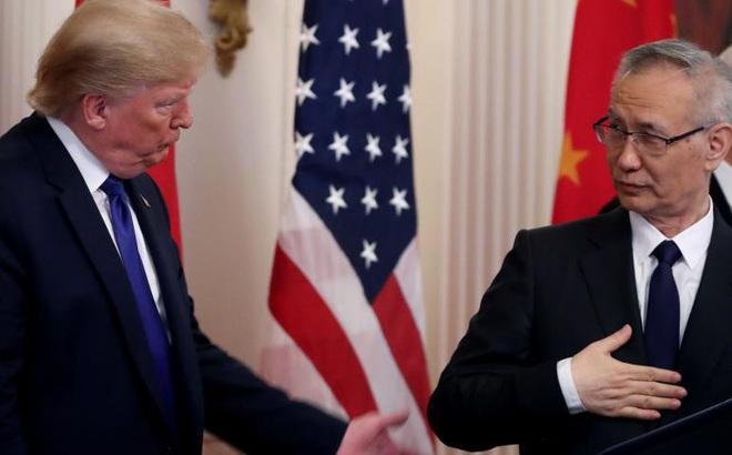 Truyền thông Trung Quốc phản ứng kỳ lạ trước thỏa thuận thương mại giai đoạn một với Mỹ