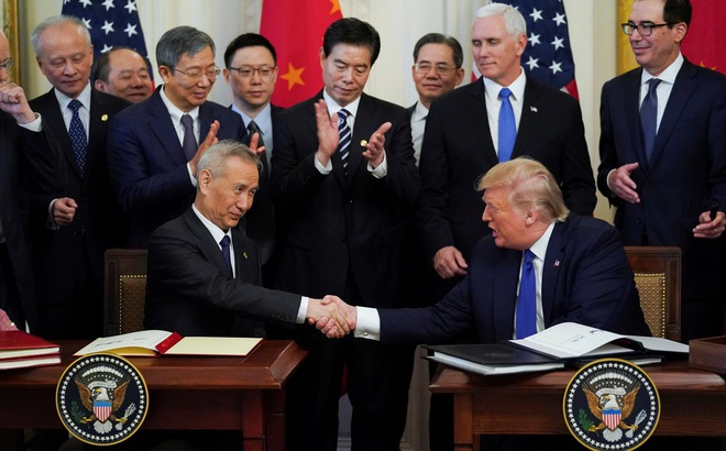"""Điều khoản """"chí mạng"""" có thể khiến thỏa thuận Mỹ-Trung Giai đoạn 1 tan tành trong tích tắc"""