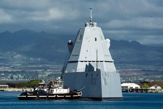 [ẢNH] Khu trục hạm 'siêu dị' của Mỹ có thể tấn công toàn cầu chỉ trong 1 giờ - ảnh 11