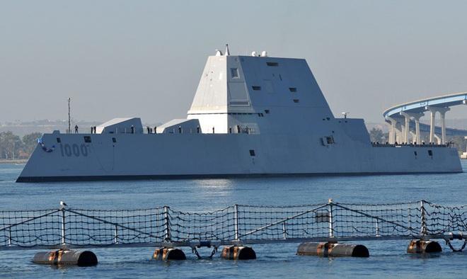 [ẢNH] Khu trục hạm 'siêu dị' của Mỹ có thể tấn công toàn cầu chỉ trong 1 giờ - ảnh 7