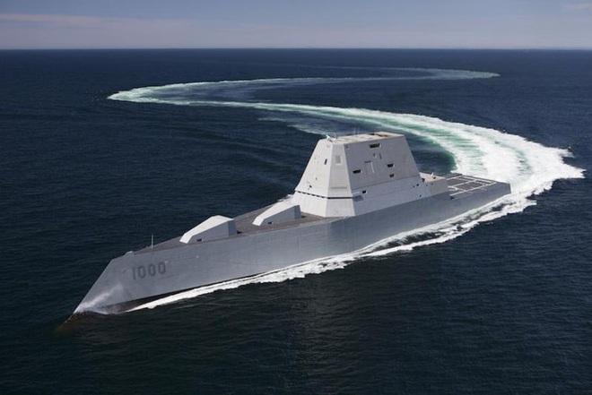 [ẢNH] Khu trục hạm 'siêu dị' của Mỹ có thể tấn công toàn cầu chỉ trong 1 giờ - ảnh 8
