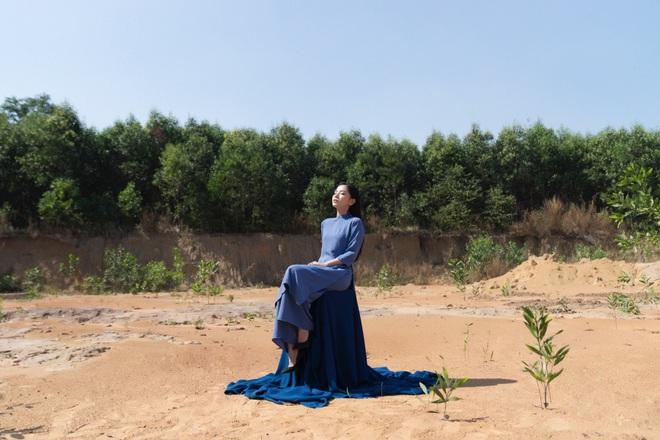 Hot girl Cả một đời ân oán Hạ Anh xinh đẹp trong tà áo dài, tiết lộ dự án với tài tử TVB - Ảnh 7.