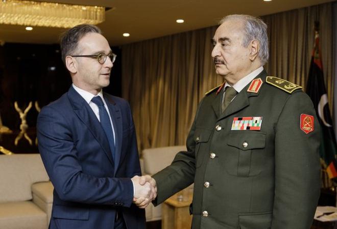 Tướng Haftar gửi thư tay cho TT Nga Putin, tranh thủ ngưng bắn Thổ triển khai vũ khí gì ở Libya? - Ảnh 1.