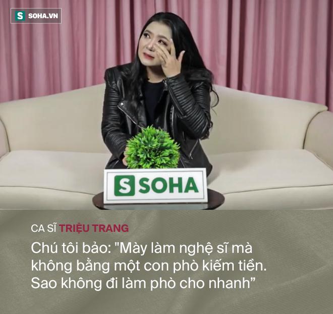 Mối tình với đại gia khiến ca sĩ Triệu Trang vỡ nợ, hoảng loạn, phải bán cả nhà bố mẹ cho - Ảnh 4.
