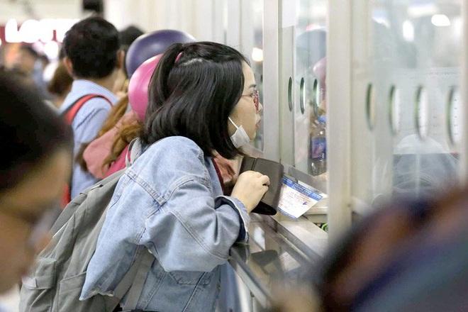 Đã cận kề Tết, Bến xe Miền Đông vẫn còn hơn 21.000 vé xe giường nằm - Ảnh 1.