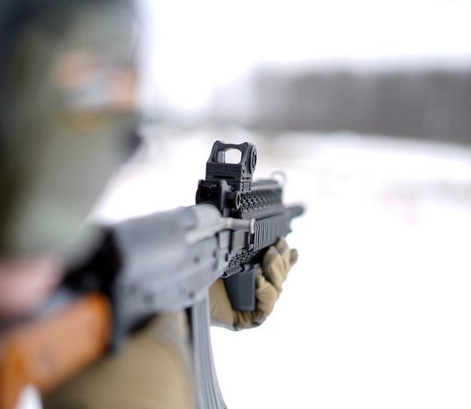 Súng trường tấn công mới của Trung Quốc: Biến thể súng AK từng là hòn đá lót đường? - Ảnh 11.