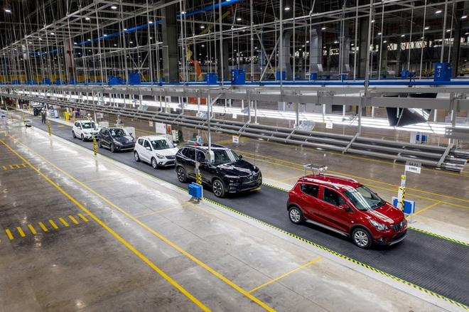 VinFast đã bán được bao nhiêu ô tô trong năm 2019? - Ảnh 1.