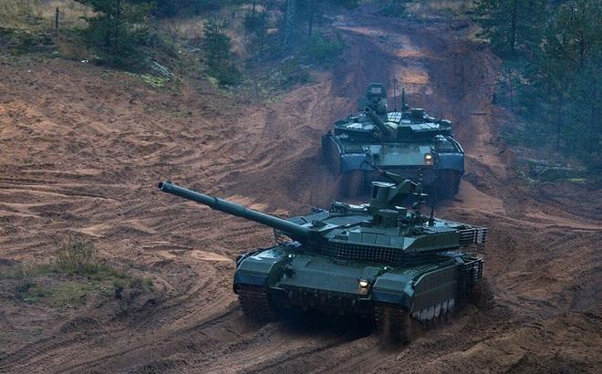 Thiếu vắng Armata, T-90M Proryv-3 sẽ trở thành cỗ xe tăng tốt nhất của Quân đội Nga - Ảnh 1.