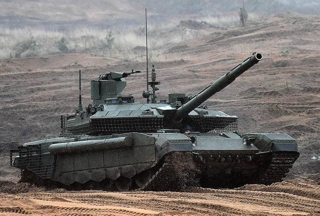 Thiếu vắng Armata, T-90M Proryv-3 sẽ trở thành cỗ xe tăng tốt nhất của Quân đội Nga - Ảnh 3.