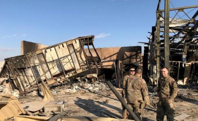 Lầu Năm Góc phủ nhận giấu nhẹm thông tin lính Mỹ bị thương sau vụ Iran tấn công - Ảnh 2.