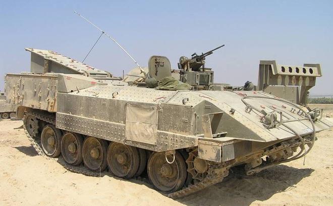 Những trận tử chiến làm nên siêu thiết giáp chở quân của Israel: Đáng học tập!