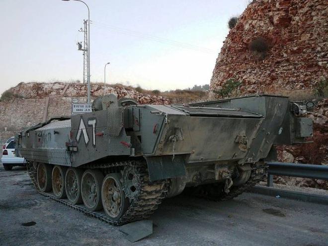 Những trận tử chiến làm nên siêu thiết giáp chở quân của Israel: Đáng học tập! - Ảnh 4.