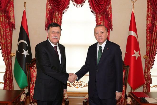 """Thổ Nhĩ Kỳ đưa quân vào Libya và nguy cơ về một cuộc """"chiến tranh ủy nhiệm"""" tại quốc gia này - ảnh 6"""