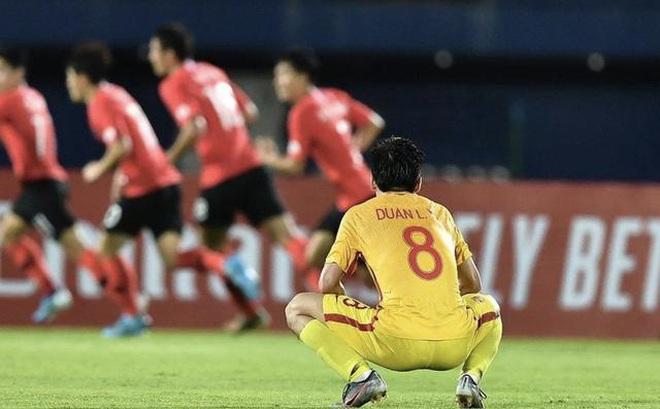 """Cùng bét bảng ở VCK U23 châu Á, song Việt Nam mỉm cười trong khi Trung Quốc """"khóc ròng"""""""