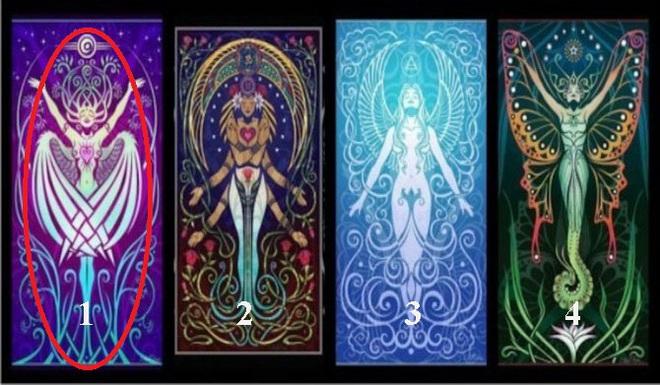 Chọn lá bài tarot dự đoán tương lai: Số 1 mang đến tương lai đầy niềm vui - Ảnh 2.